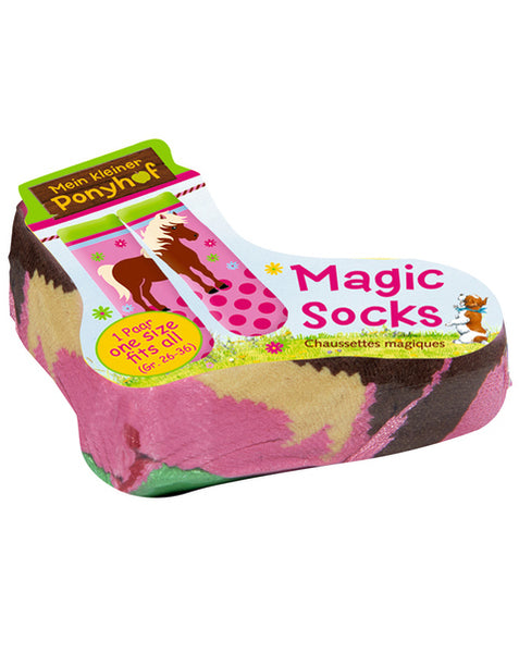 Magic Socks - Our Pony Club