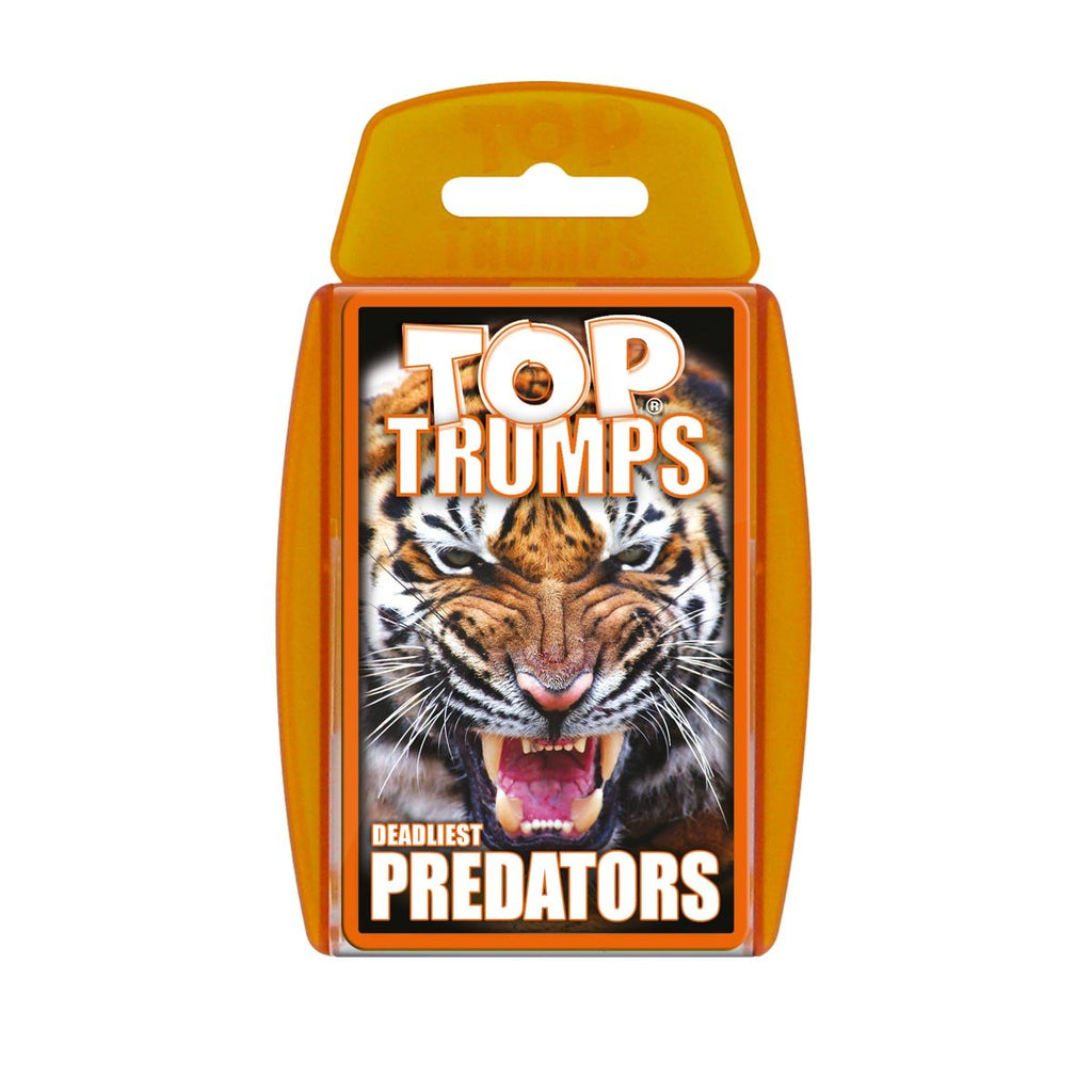 Top Trumps - Predators