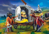 PLAYMOBIL : THE MOVIE - Charlie with Prison Wagon