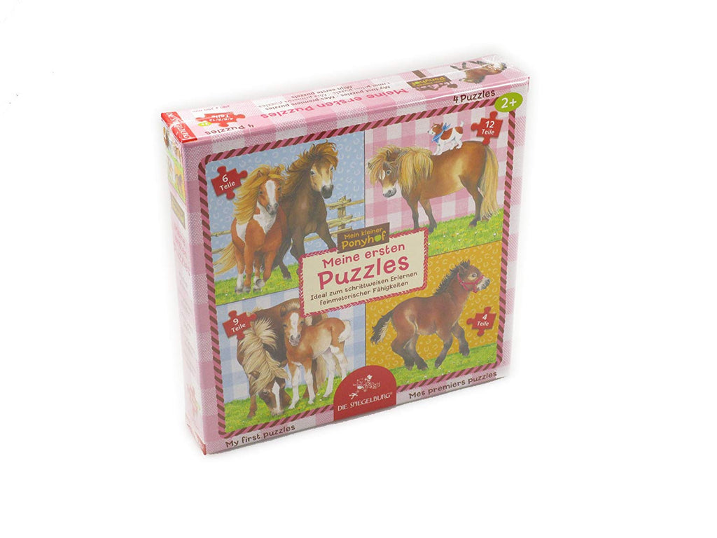 My First Puzzles - Pony Farm