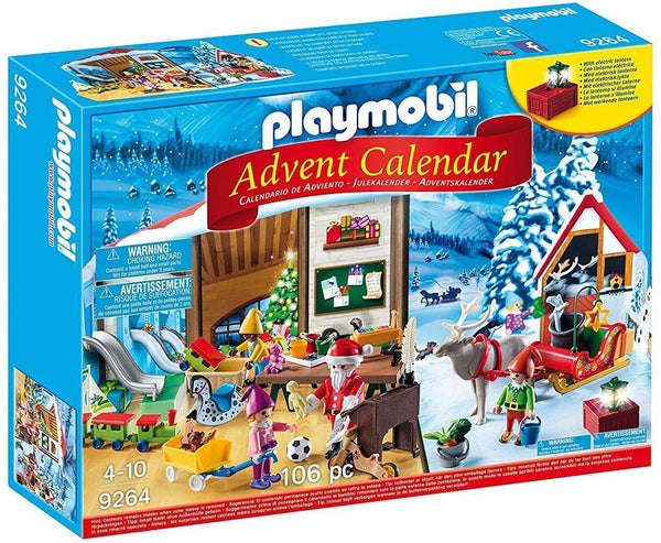 Advent Calendar - Santa's Workshop