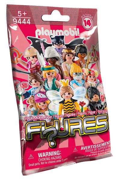 Copy of Playmobil Collectible Figures - Girls (series 14)