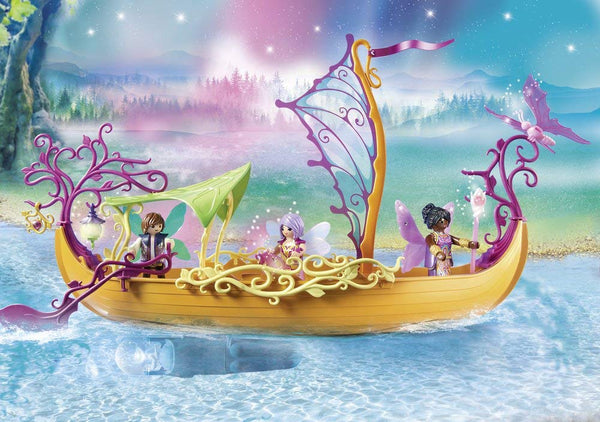 Enchanted Fairy Ship