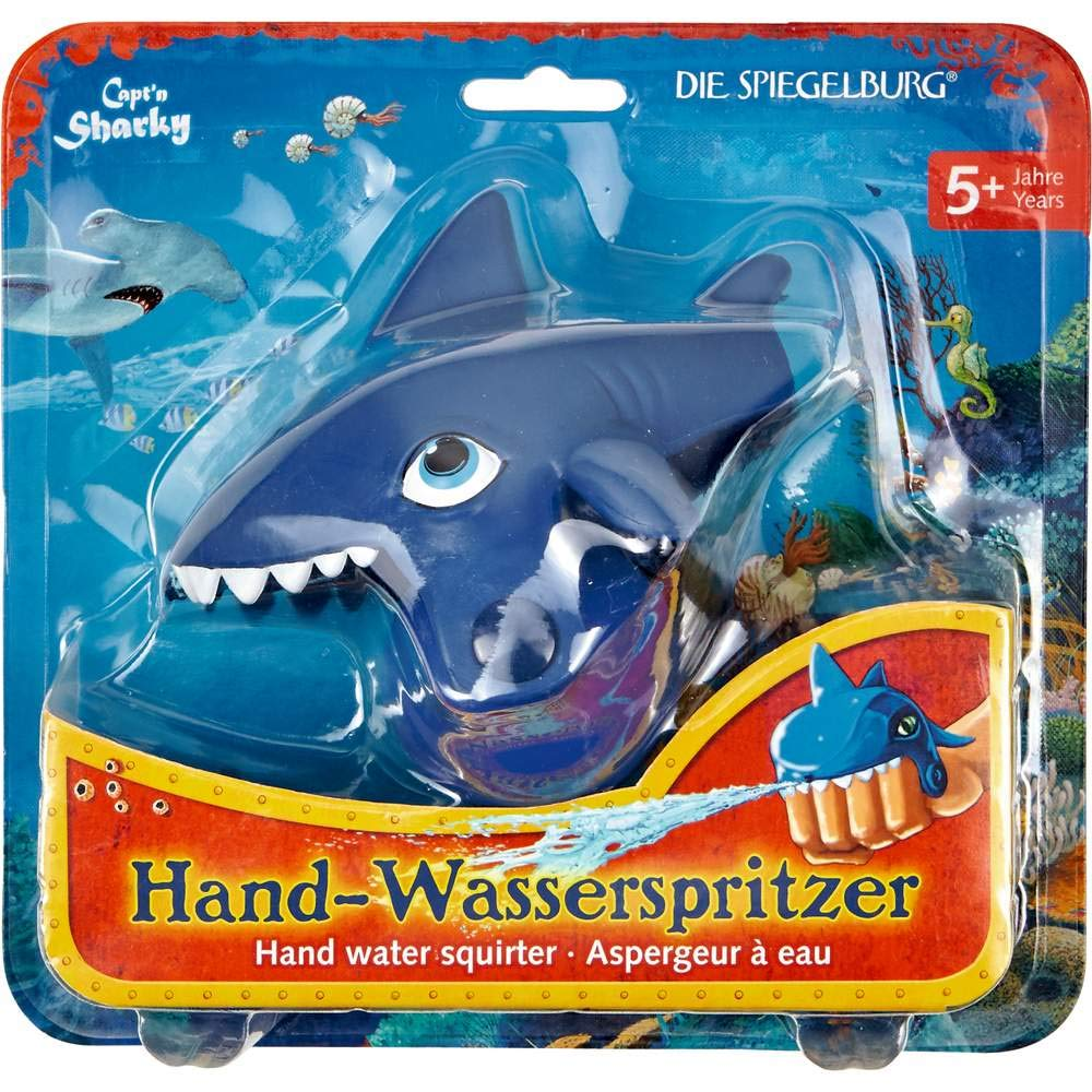 Shark Hand Squirter