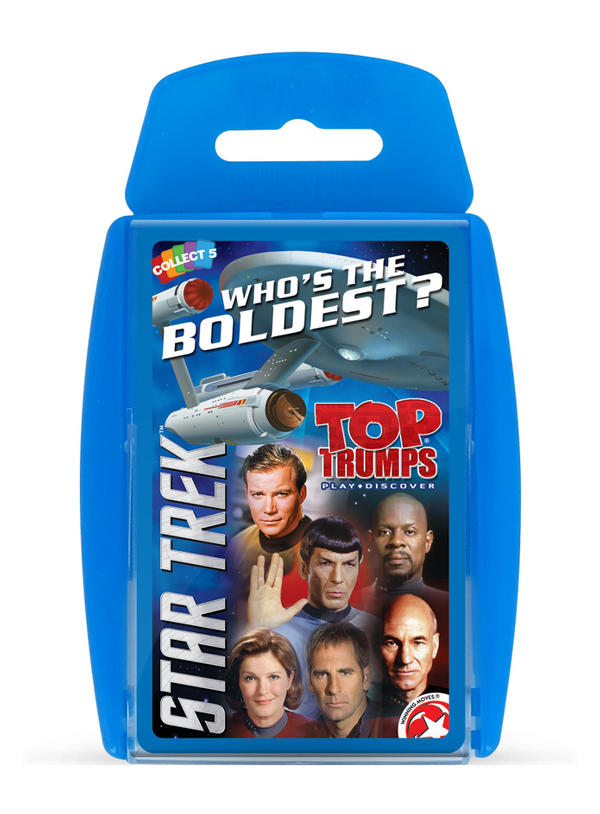 Top Trumps - Star Trek