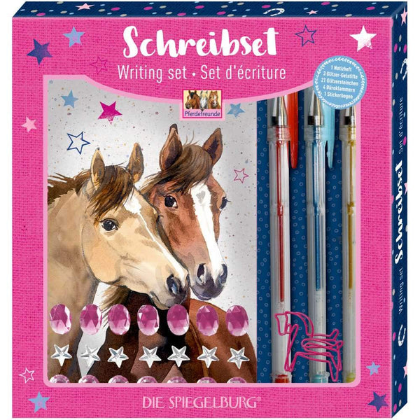 Writing Set - Horse Friends