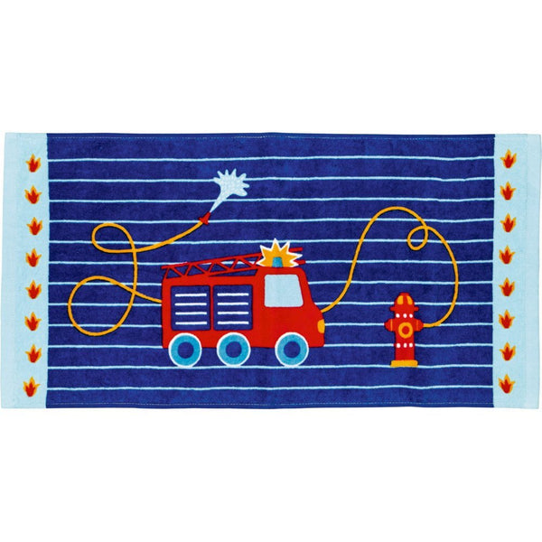 Magic Towel - Fire Engine