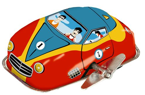 Wind up Toy Racing Car