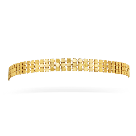 Metal Choker (Gold)