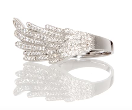 Let's Soar Diamond Ring