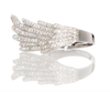 Wing Diamond Ring