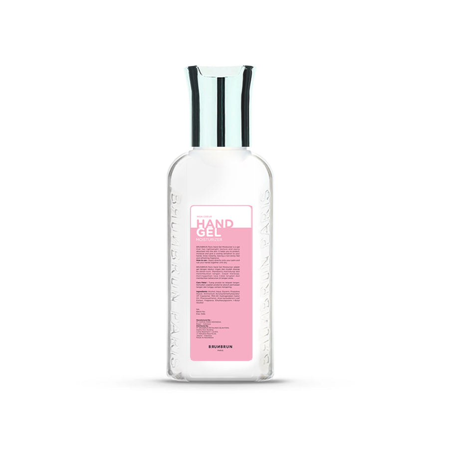 BRUNBRUN PARIS HAND GEL SANITIZER & MOISTURIZER 200 ML