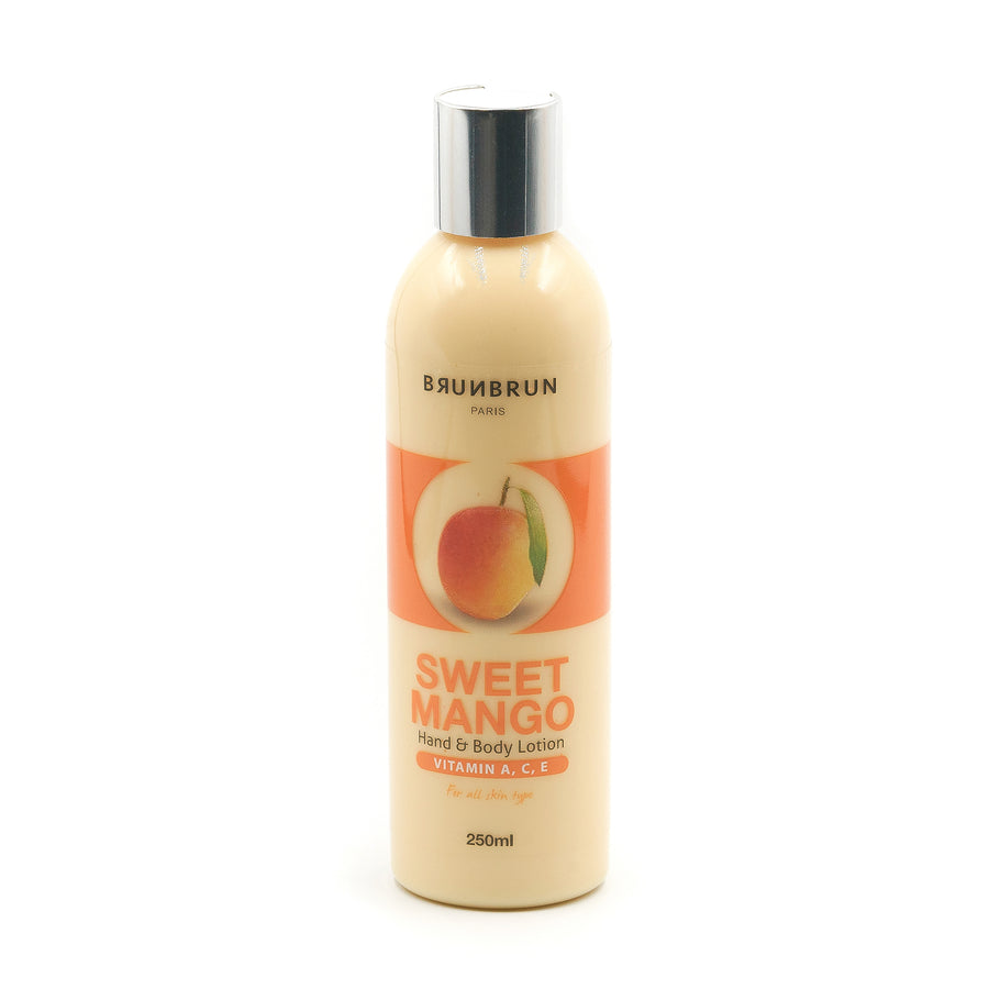 Sweet Mango Hand and Body Lotion