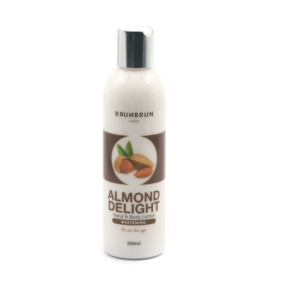 Almond Delight Hand and Body Lotion