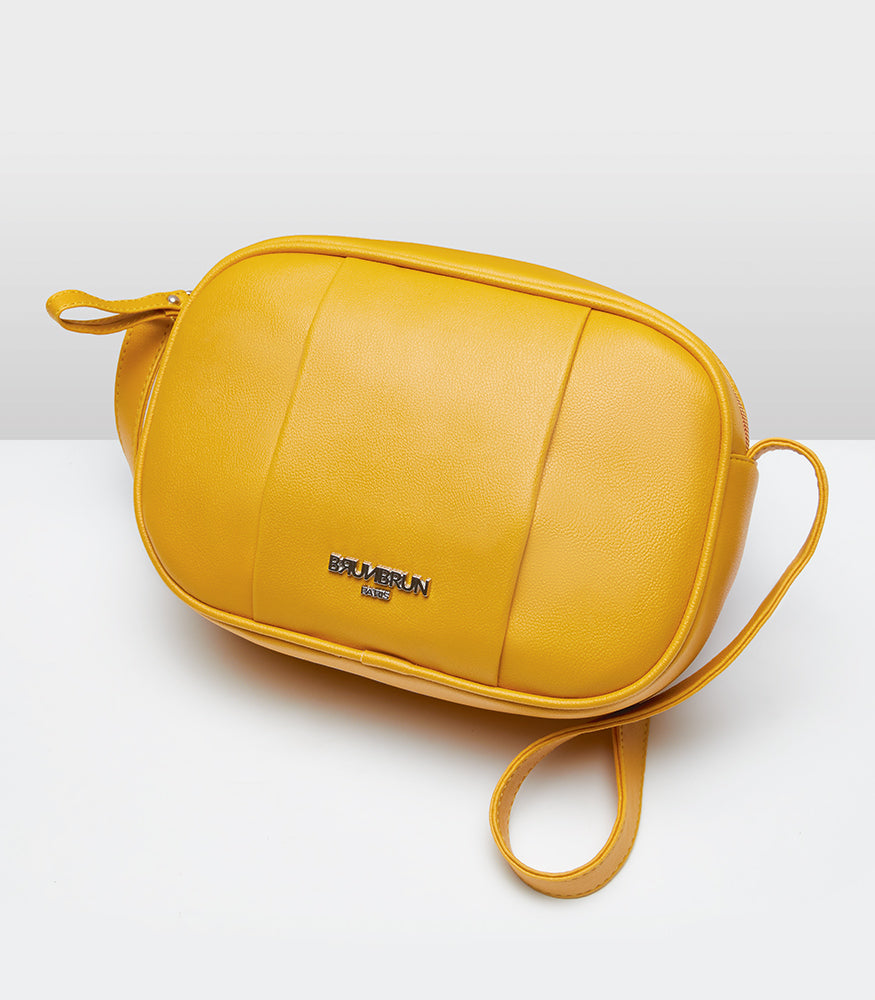 CHANCE YELLOW BAG