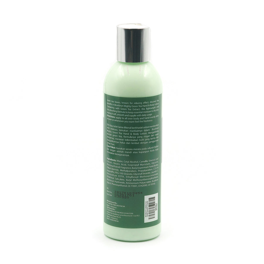 Green Tea Hand and Body Lotion
