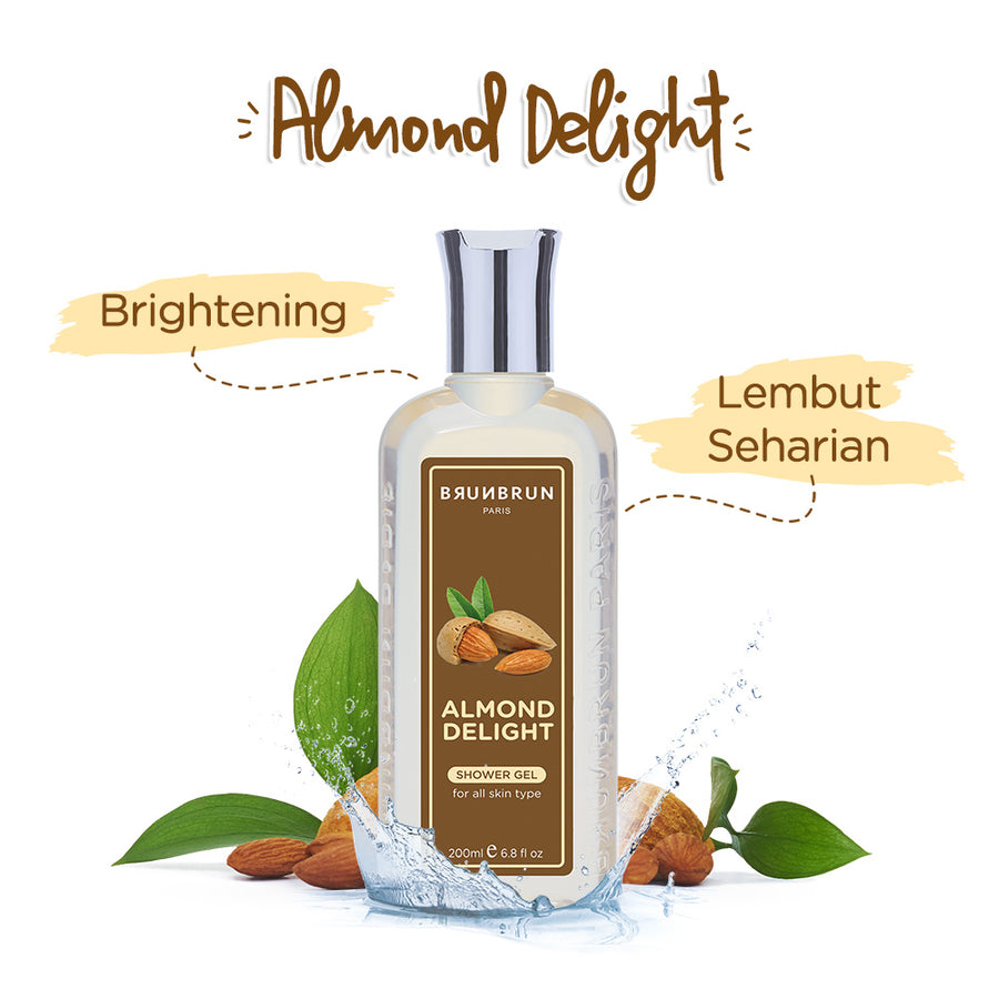 Almond Delight Shower Gel ( 200 ml )