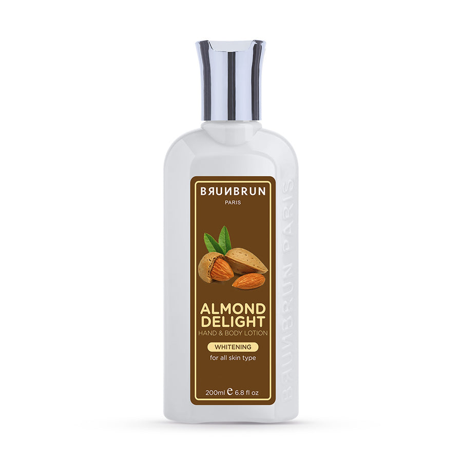 Almond Delight Hand and Body Lotion ( 200ml )