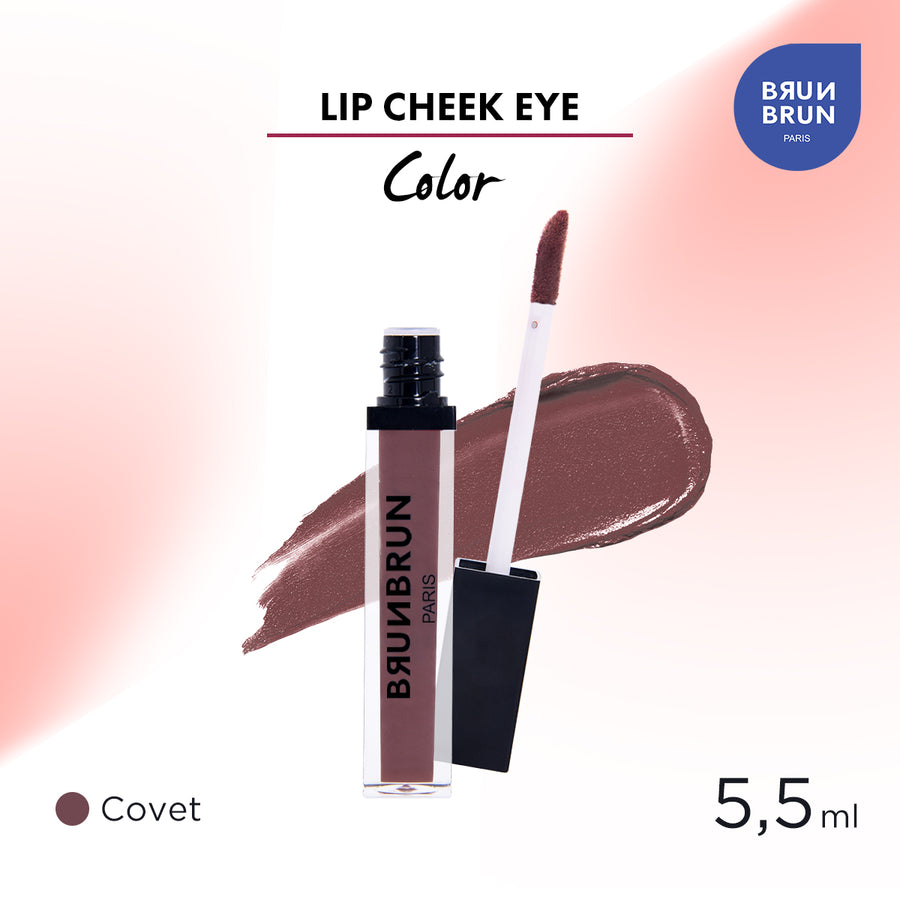 Lip Cheek Eye Color Covet