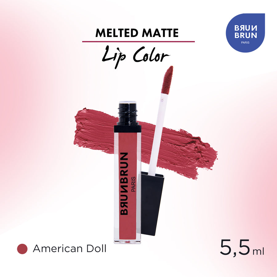 Melted Matte Lip Color American Doll