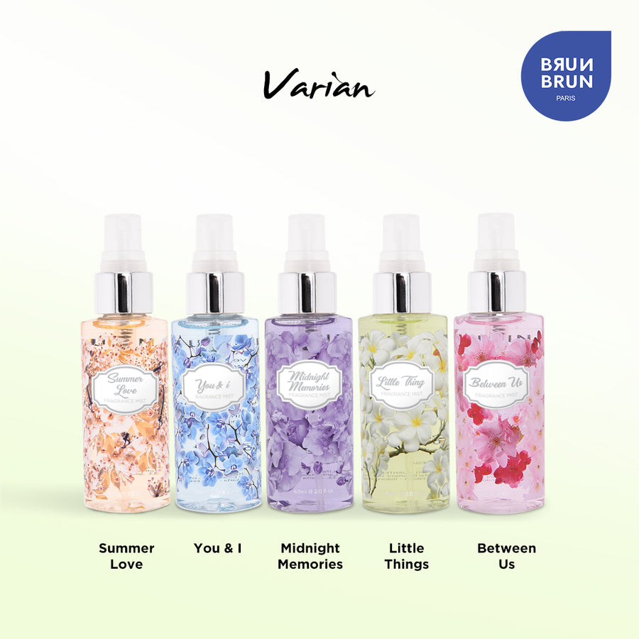 NEW - Fragrance Mist Little Things