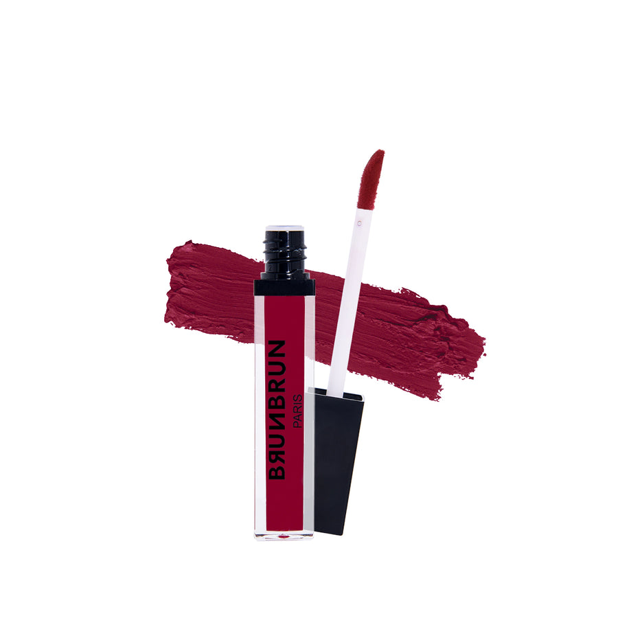 Melted Matte Lip Color Red Superior
