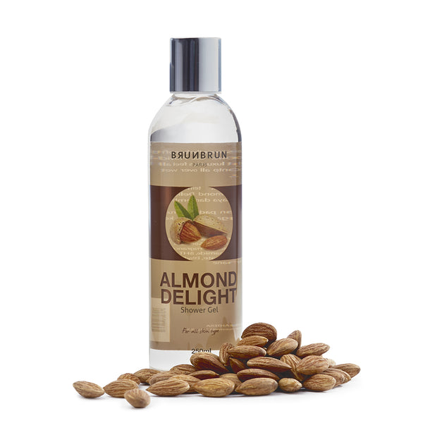Almond Delight Shower Gel