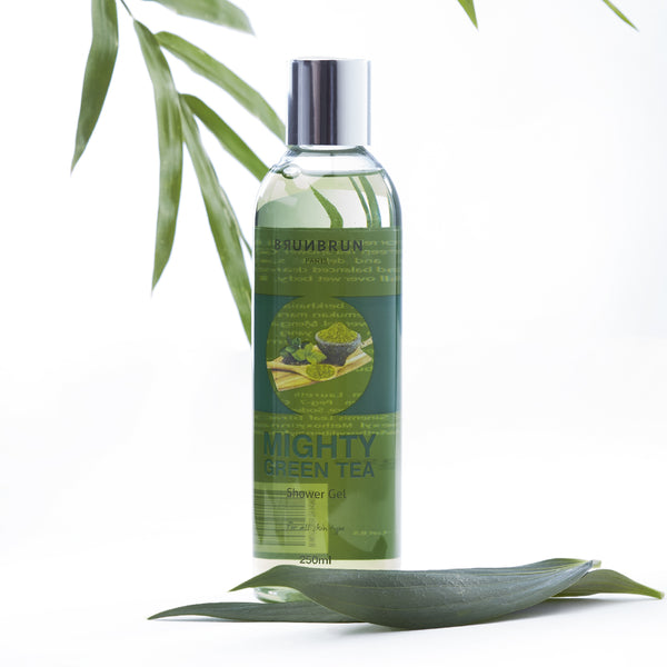Mighty Green Tea Shower Gel