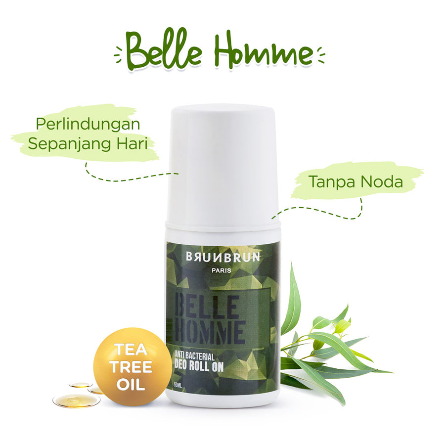 Belle Home Anti Bacteria Deo Roll On