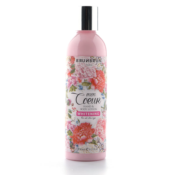 Mon Coeur Hand and Body Lotion