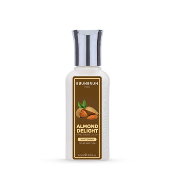 Almond Delight Hand & Body Lotion Brightening (90 Ml)