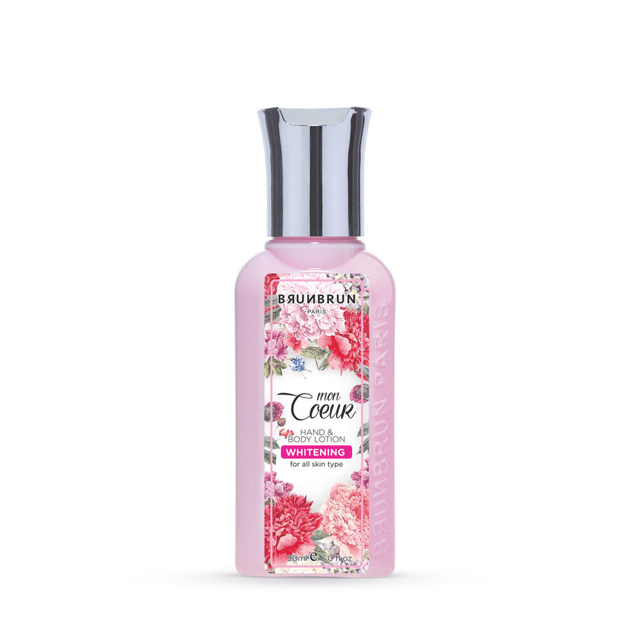 Mon Coeur Hand & Body Lotion Whitening (90 Ml)