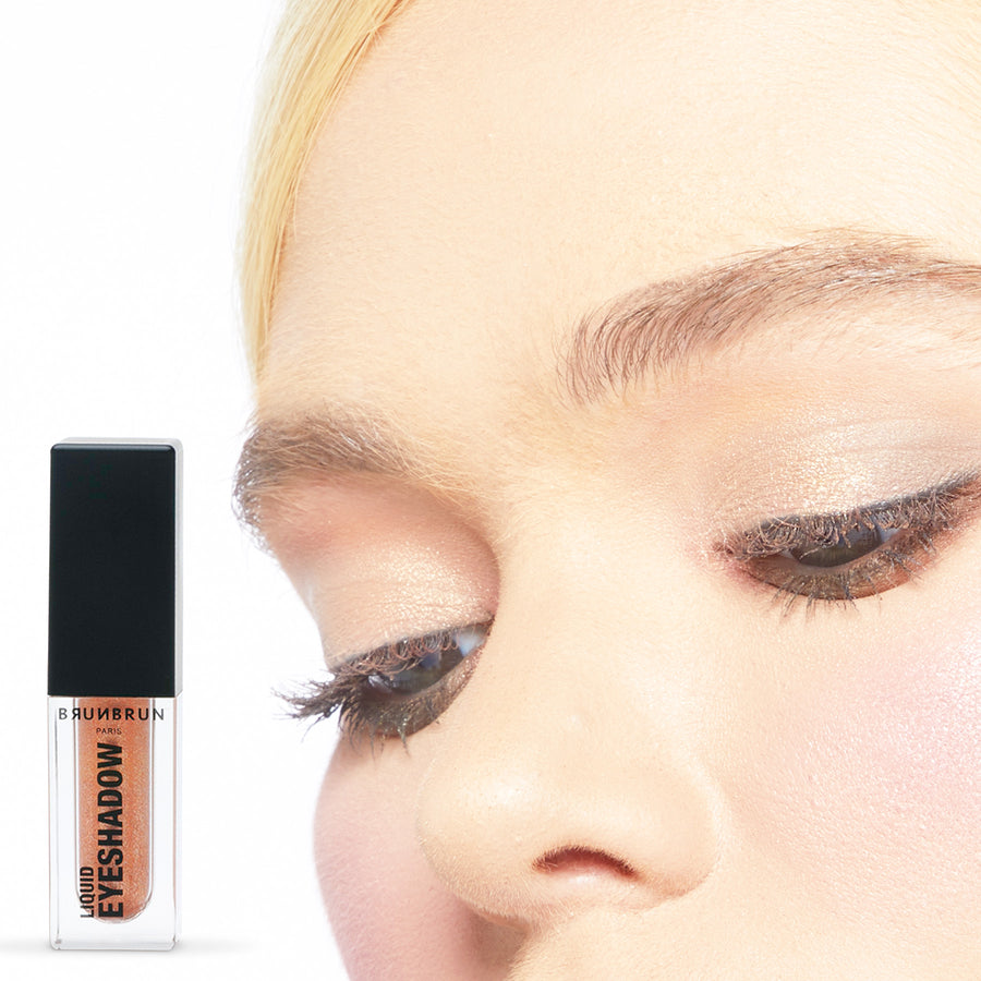 Liquid Eye Shadow Golden Rose