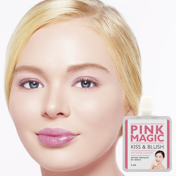 Pink Magic Kiss 'n Blush