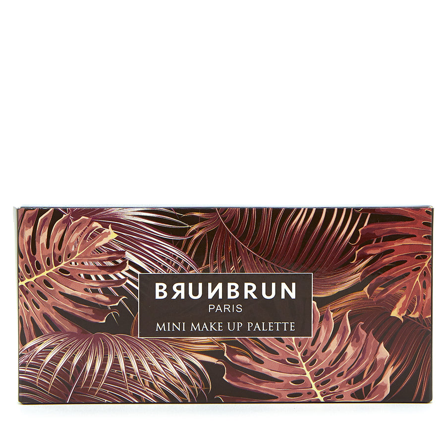 BRUNBRUN PARIS MINI MAKE UP PALETTE