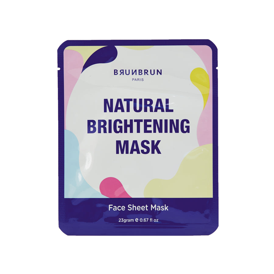 NATURAL BRIGHTENING MASK