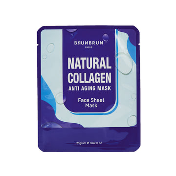 NATURAL COLLAGEN ANTI AGING MASK