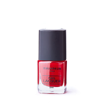 NAIL LACQUER BRICK RED