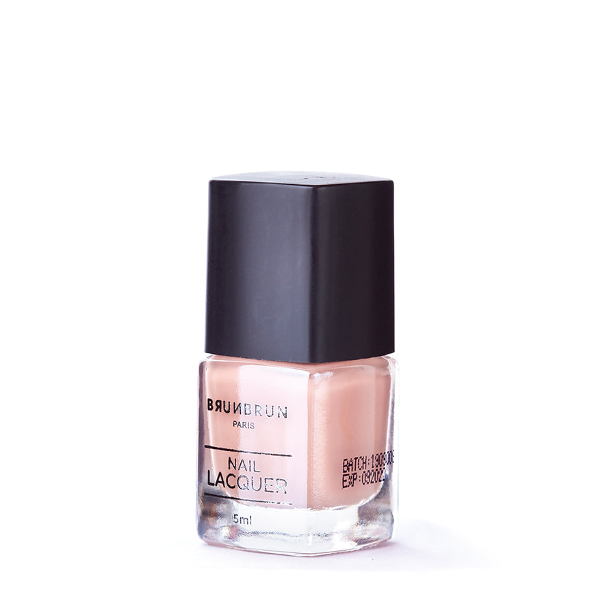 NAIL LACQUER BROWNY NUDE