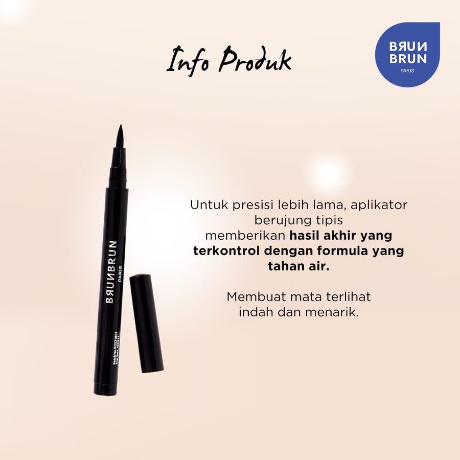 WATERPROOF PRECISION EYE LINER STYLO