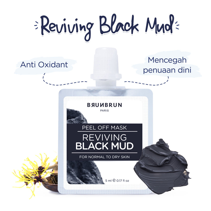 Reviving Black Mud Mask - NEW