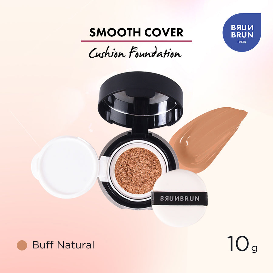 Smooth Cover Cushion Foundation Buff Natural