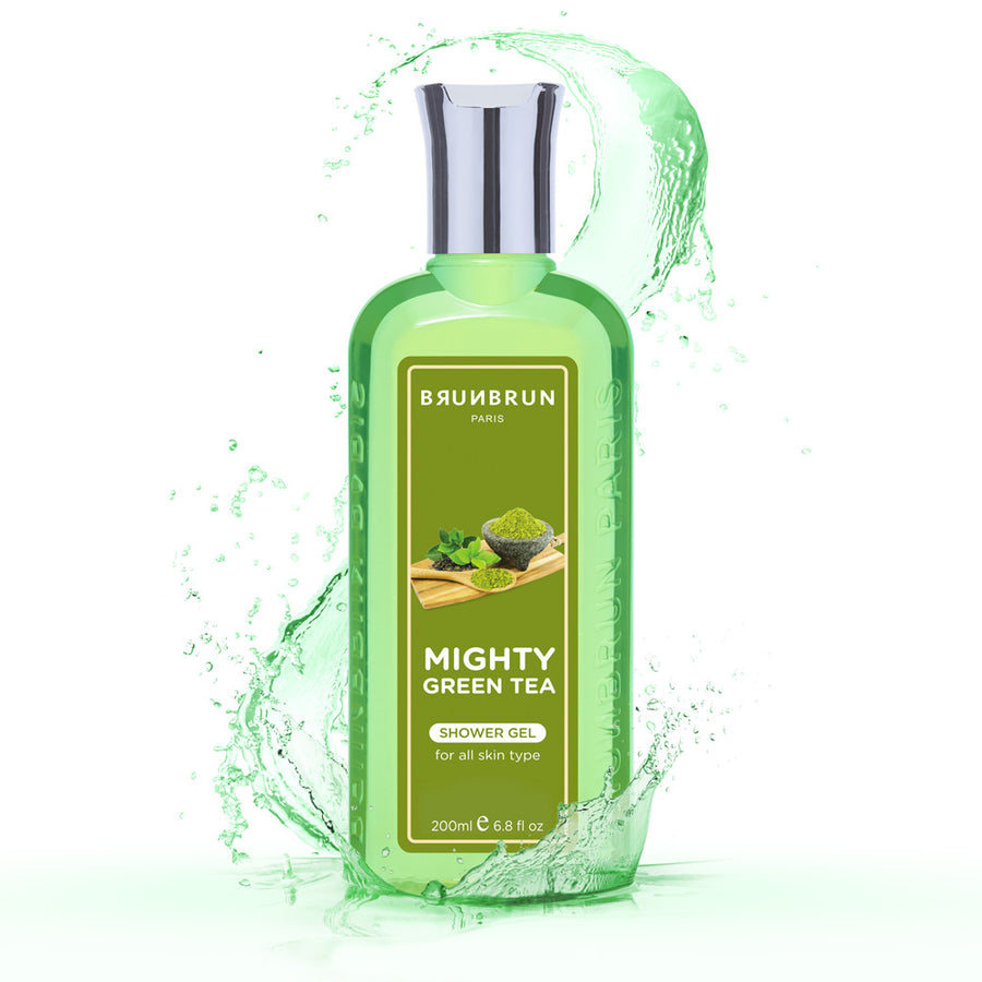 Mighty Green Tea Shower Gel (200 Ml)
