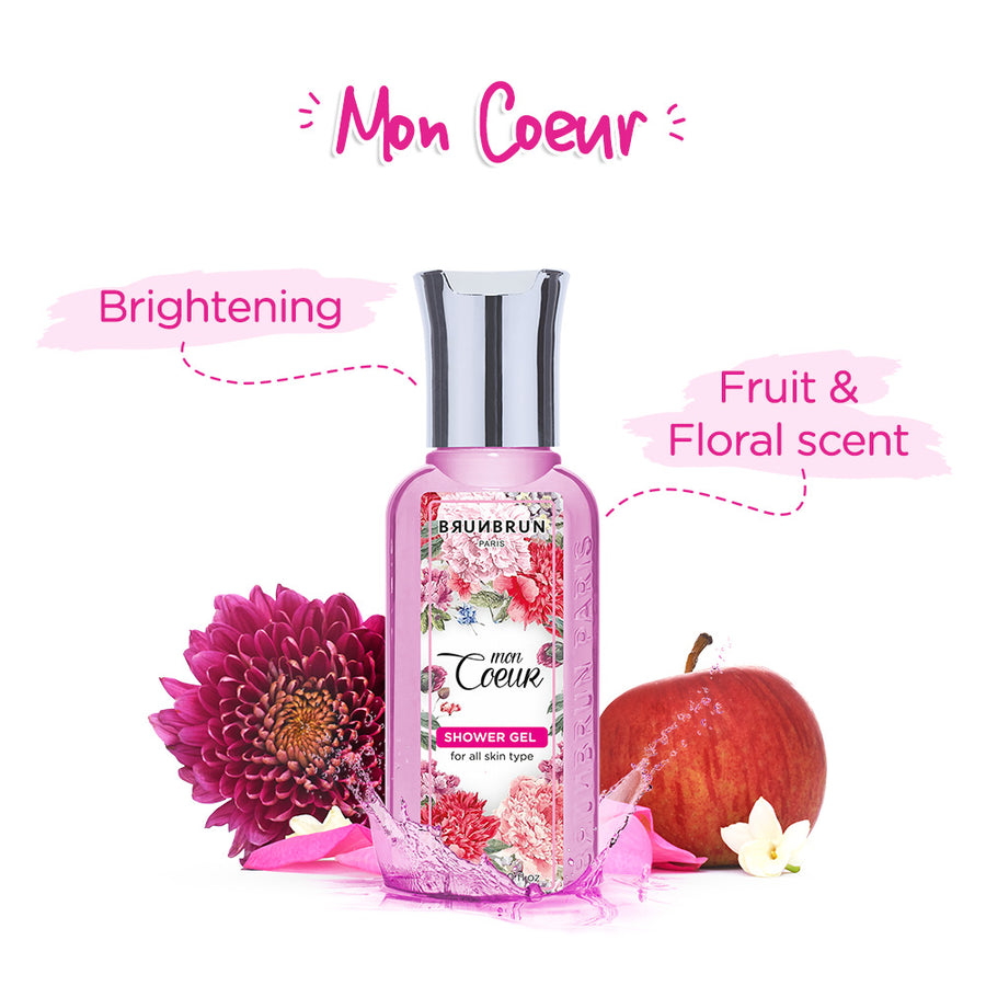 Mon Coeur Shower Gel (90 Ml)