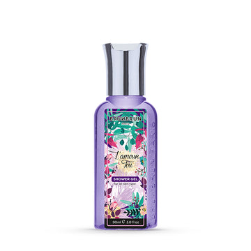 L'Amour Fou Shower Gel (90 Ml)