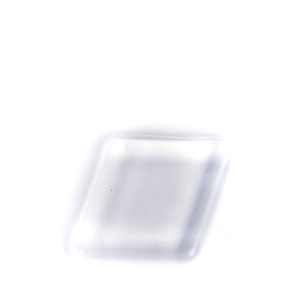 Transparent Sponge Puff Prism Shape