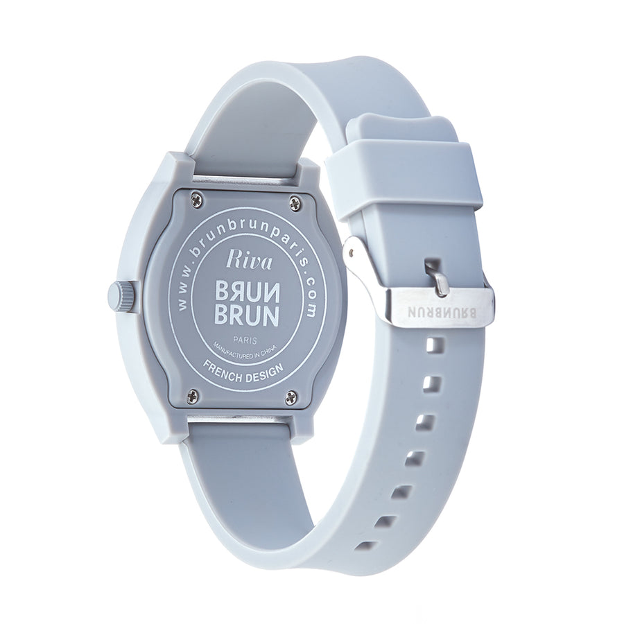 RIVA WATCHES LIGHT GREY