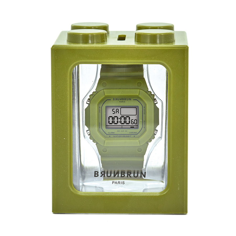 Lou Green Watch