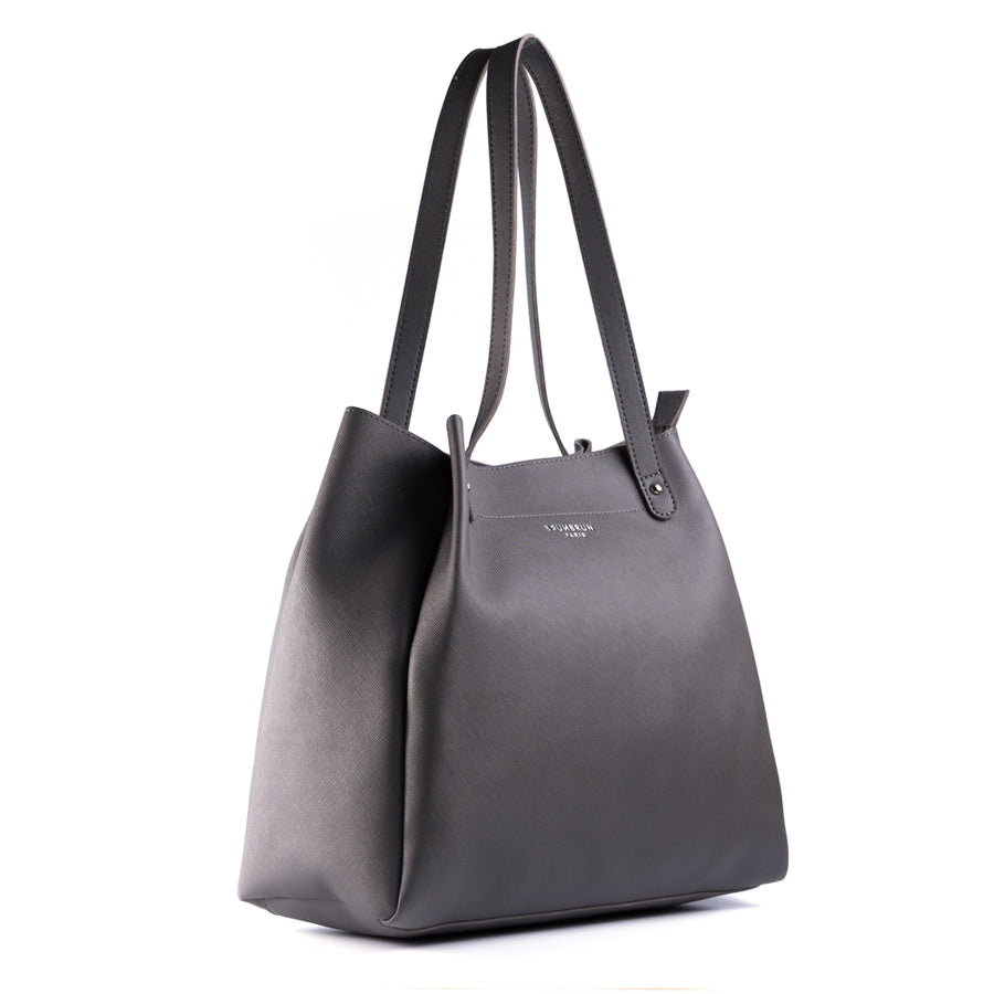 Elaina Grey Bag