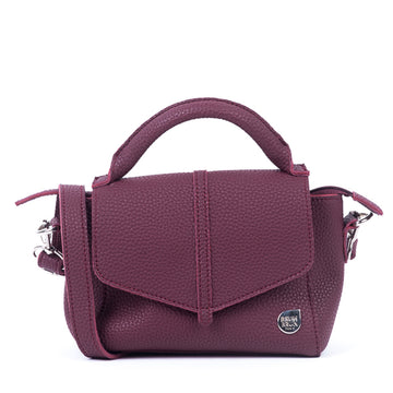 Carrington Maroon Bag
